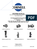 Clear Liquid Pump Manual