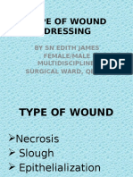 Type of Wound Dressing1