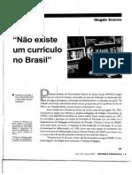 Não Existe Um Currículo No Brasil