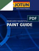 Onboard Maintenance Paint Guide Tcm40 67407