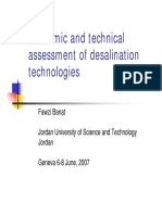 Economic and Technical Assessment of Desalination Technologies.pdf