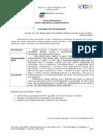 Texto Expositivo-Argumentativo Exemplo