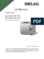 500032 Melag Euroklav 23VS