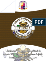 Banner Liturgia Diocesana 2016