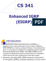 Lecture 10 EIGRP