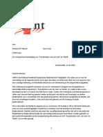Bloem Hoff Brief