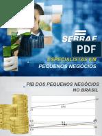 PIB Dos Pequenos Negócios No Brasil