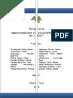 Endocrinologia Aparato Reproductor Femenino