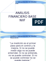 Conferencia Analisis Financiero Base Niif