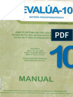 Manual Evalua 10 2.0
