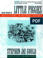 Eight Little Piggies.reflections in Natural History-Stephen Jay Gould-W. W. Norton (1993)