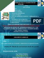 1.- Recomendaciones para la realizacion de Informes.pdf