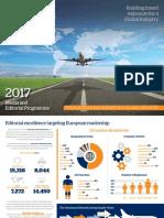 Aerospace Manufacturing Media Pack 2017