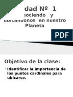 Unidad Ubicacion Espacial Tercero Basico