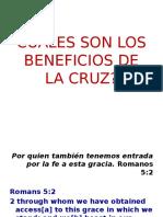 Cuáles Son Los Beneficios de La Cruz