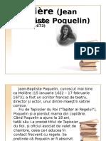 Molière (Jean Baptiste Poquelin)