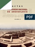 Actas Del i Cna - Vol 3 - Vw