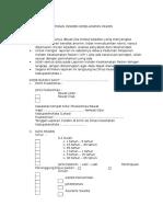 Formulir 2.Laporan Insiden Akremas