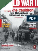 World War II (July/August 2013) Magazine