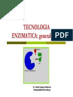 1 Tecnología Enzimática -Generalidades