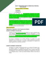 Normas Técnicas Del Seguro Complementario de Trabajo de Riesgo