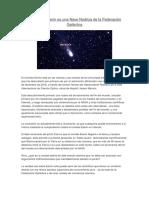 El Cometa Elenin Es Una Nave Nodriza de La Federación Galáctica