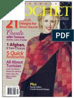 Interweave Crochet 2009-11