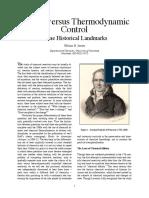 Kinetic vs Thermodynamic Control