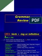 i2ci Grammar 8 Verbs Ing or Infinitive