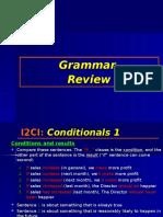 i2ci Grammar 7 Conditionals