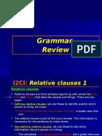 i2ci Grammar 11 Relative Clauses