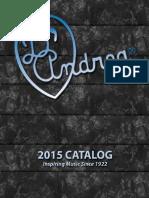 D'Andrea Catalog 2015