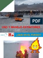 2. Uso y Manejo de Extintores