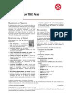 URSA PREMIUM TDX PLUS 15W-40.pdf