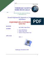 """SISTEMA DE INFORMACIÓN DE LA BIBLIOTECA MUNICIPAL """"JOSÉ EUFEMIO LORA Y LORA"""", CHICLAYO"""