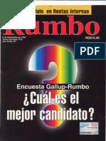 REVISTA RUMBO- 92