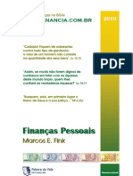 Apostila de Finanças Pessoais 2010