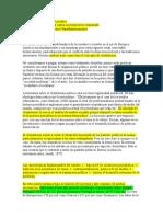 Clientelismo Político y Los Medios (1)