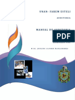 Manual Elaboracion Del TRabajo de Curso Auditoria