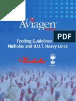 NU06 Feeding Guidelines for Nicholas & but Heavy Lines En