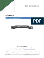 C03 Wide Footprint Kalsi Seals