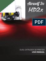 HD2x Manual