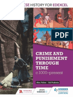 Crime & Punishment Through Time
