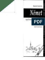 Hámoriné dr. Szalóczai Éva - Német nyelvtani gyakorlókönyv.pdf
