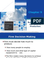 6. Theory of Firm and Production I