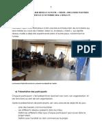 Bukavu Rapport MESH