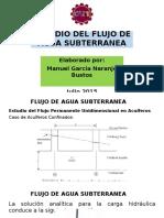 Flujo de Agua Subterránea y Pozos - CAPI