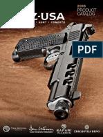 Cz Usa 2016 Product Catalog