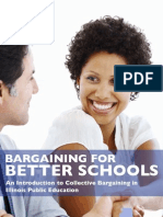 Bargaining for  Better Schools