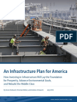 An Infrastructure Plan for America